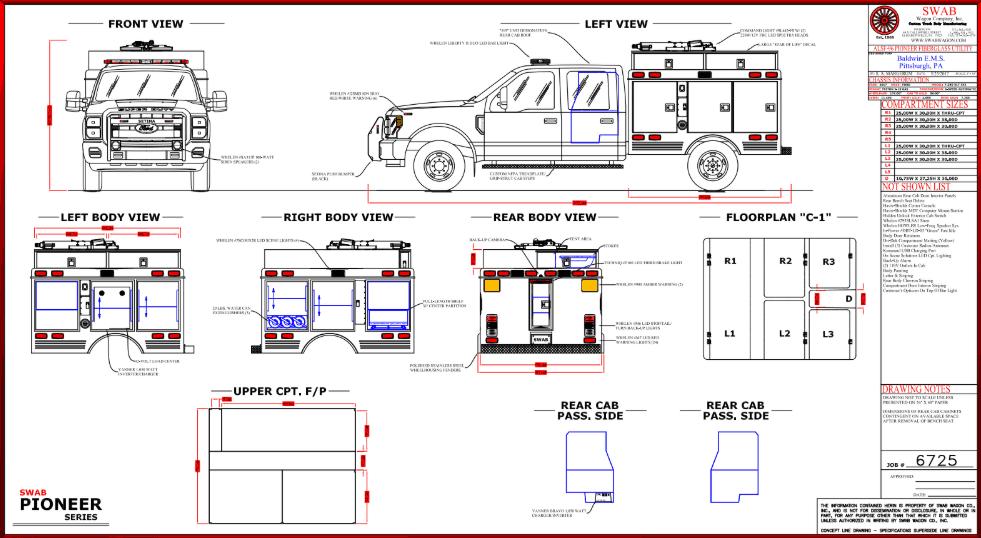 Baldwin EMS Pioneer Series