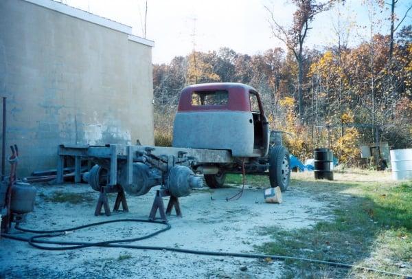 Bethany Beach Pumper Restoration 2
