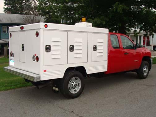 Saginaw County Animal Control Delivery