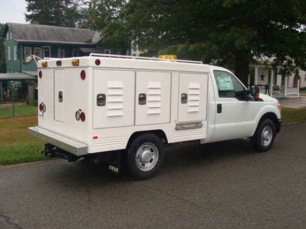 Fulton County Animal Control Unit Delivery