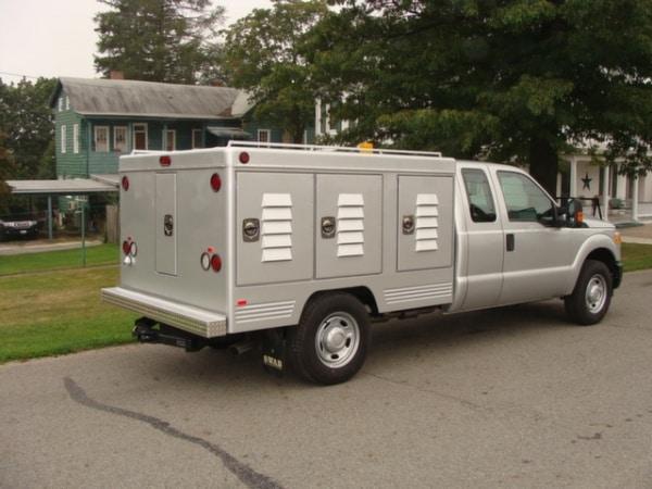 Gaston County Animal Control Unit