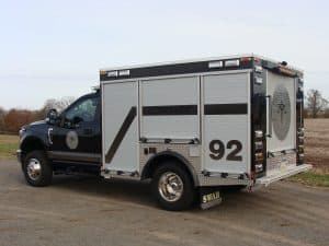 Lancaster County Coroner's Office Delivery