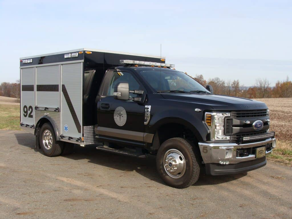 Lancaster County Coroner Delivery