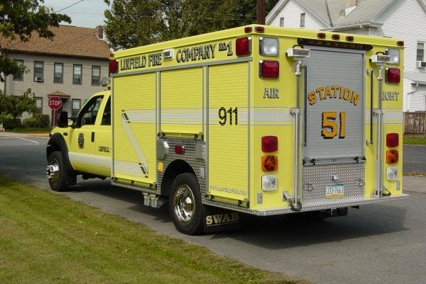 Linfield Fire Company Rescue Champion