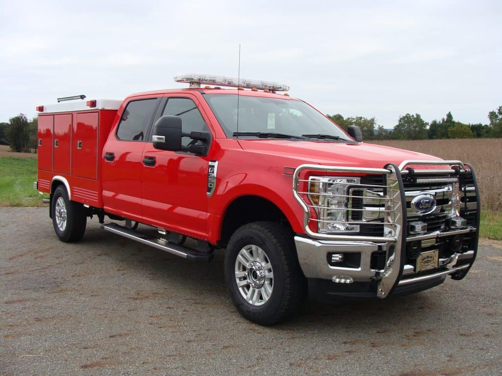 Middleport FD Pioneer Delivery