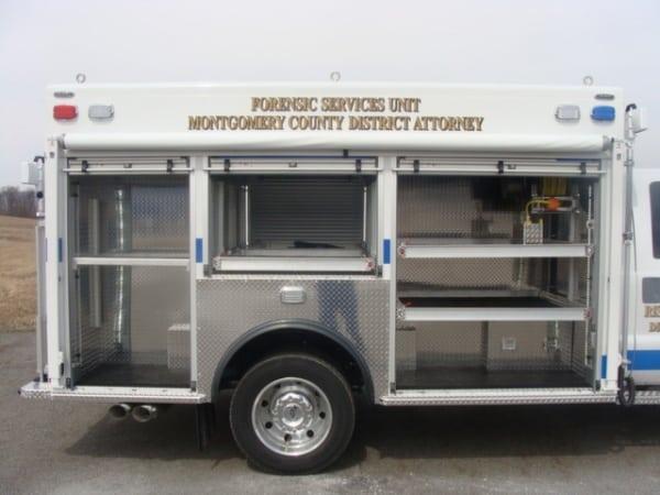 Montgomery County DA Police 2