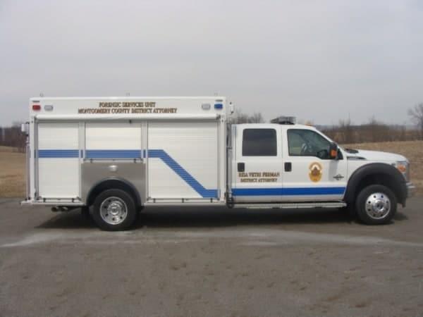 Montgomery County DA Police 3