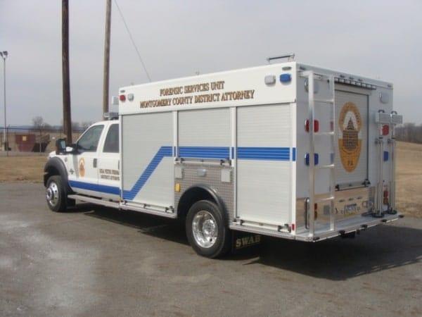 Montgomery County DA Police 5
