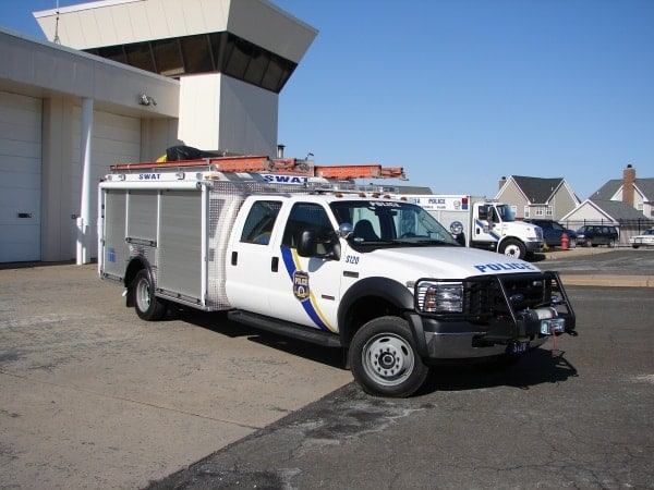 Philadelphia SWAT Unit Pioneer Series
