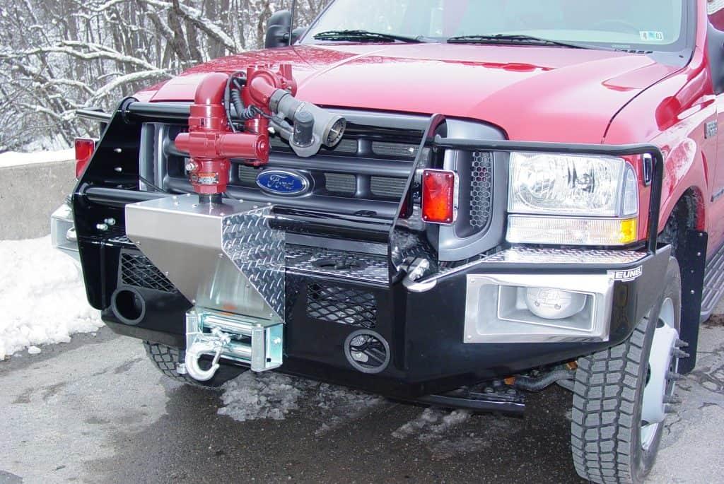 Skidder Reunel Front Bumper