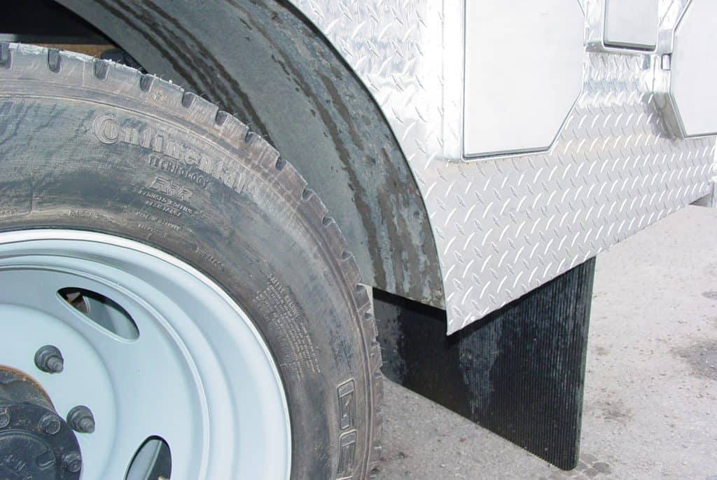 Skidder Wheelhousing Liners