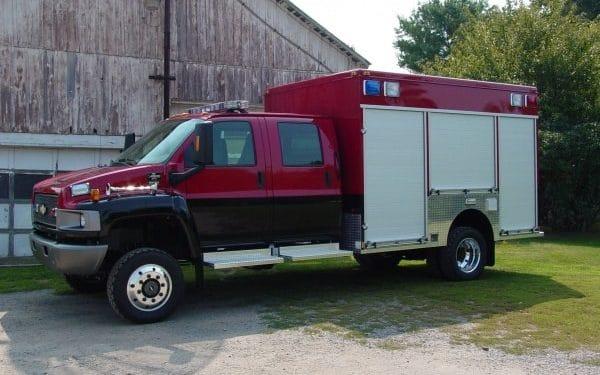 Summit County Rescue Commander