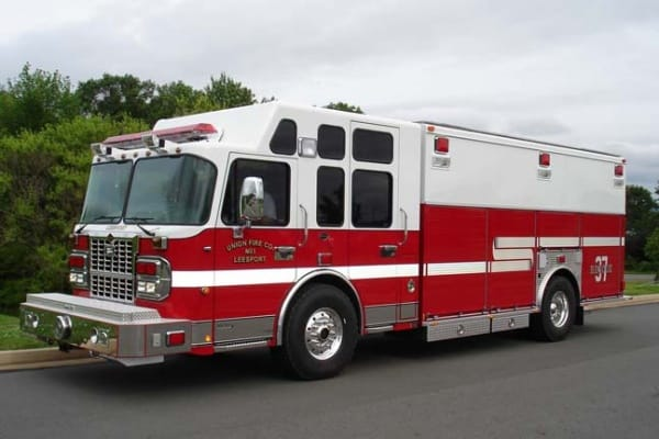 Union County FC Rescue Commander