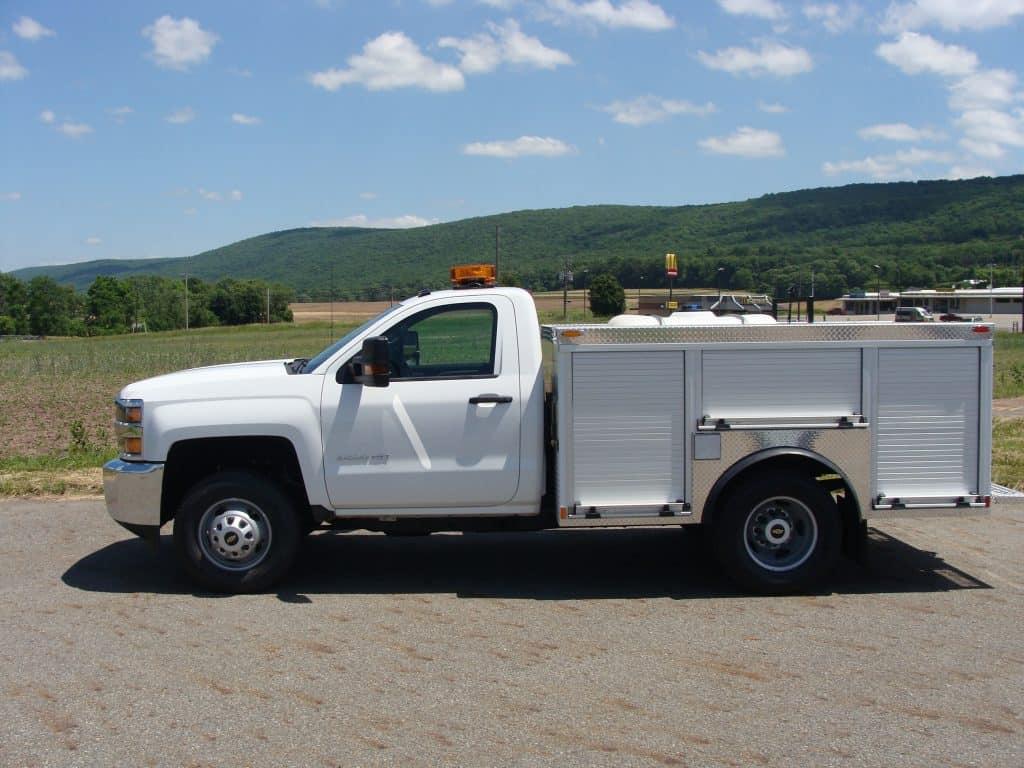 WGU Crew Truck #6 001