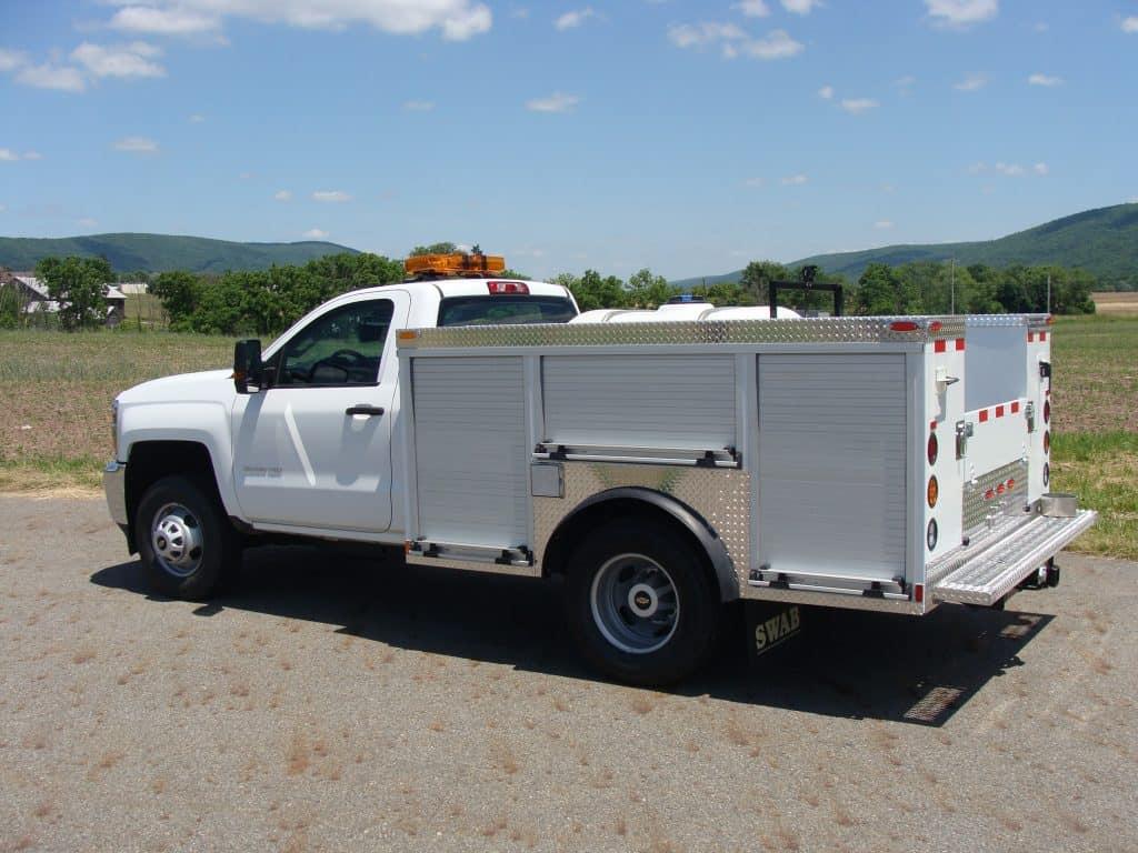 WGU Crew Truck #6 002
