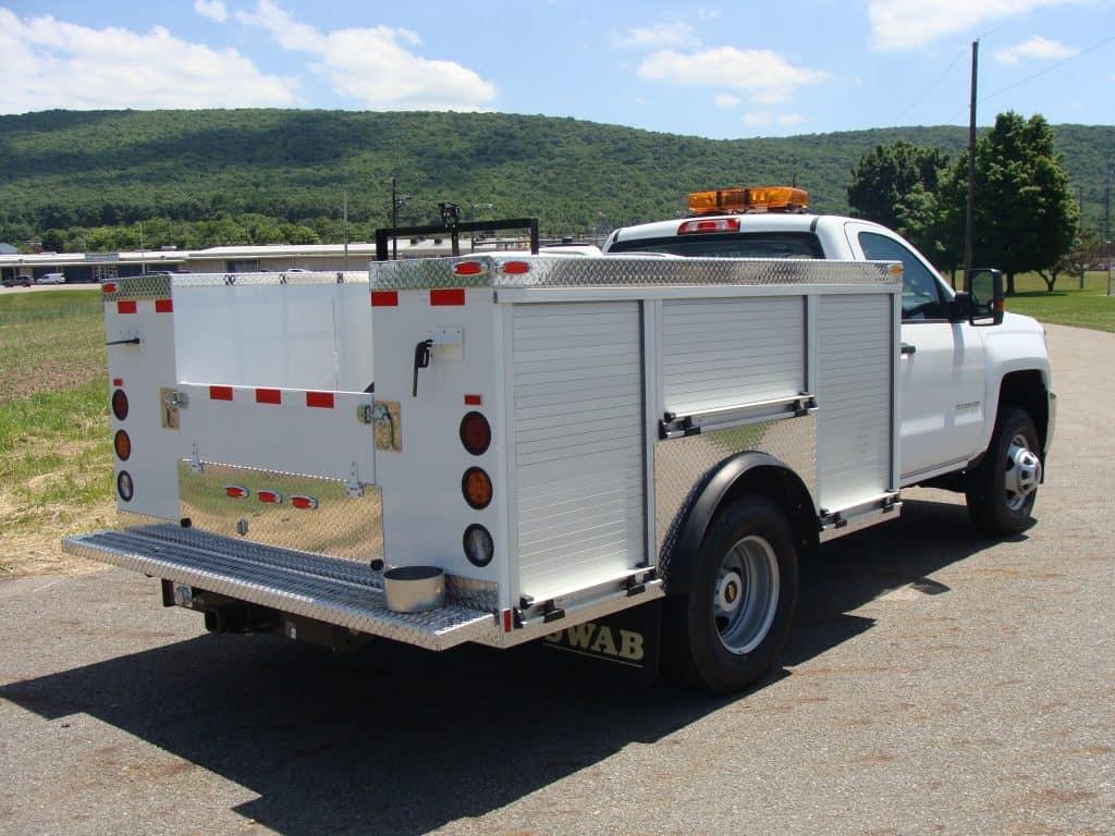 WGU Crew Truck Delivery
