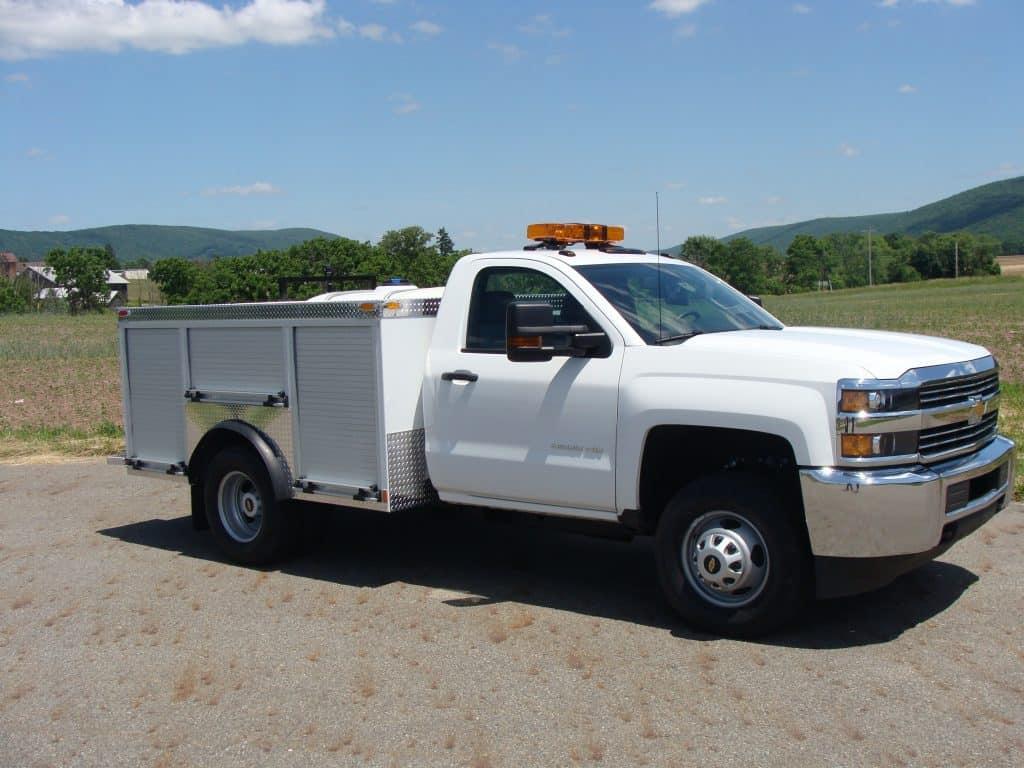 Washington Gas Utility Skidder Delivery