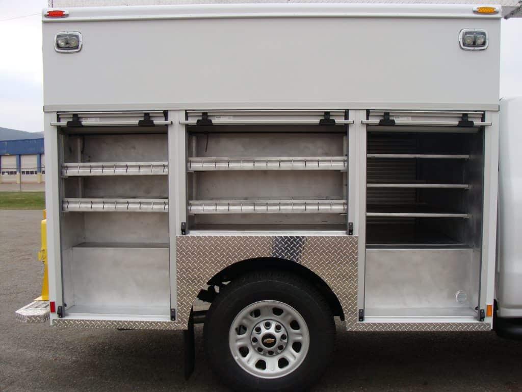 WGU Pressure Truck #6793 009