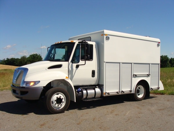 Washington Gas Utility M&O Series Truck