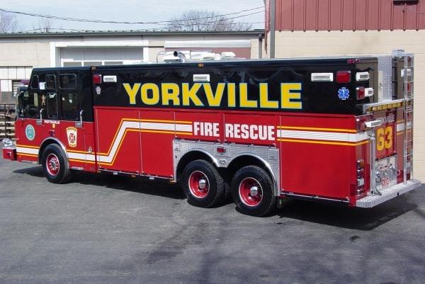 Yorkville Fire 2