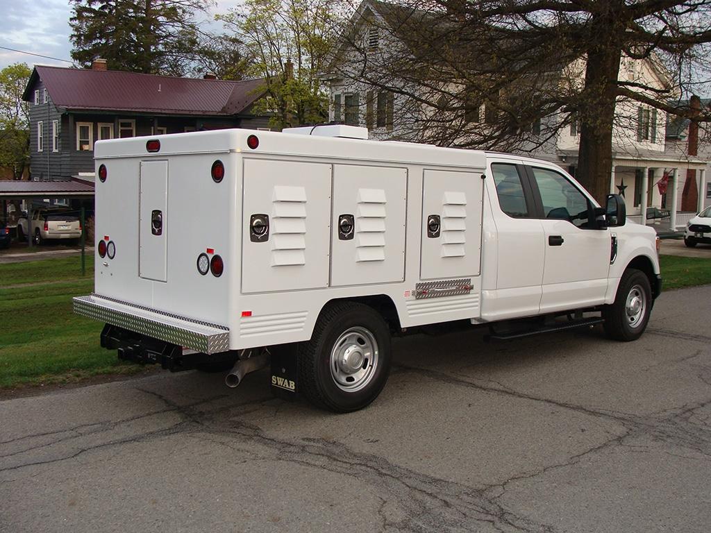 Animal Transport Vehicle - ARF-95